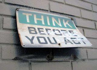 Think-beforeyouact