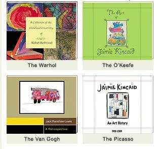 Kidsartbooks